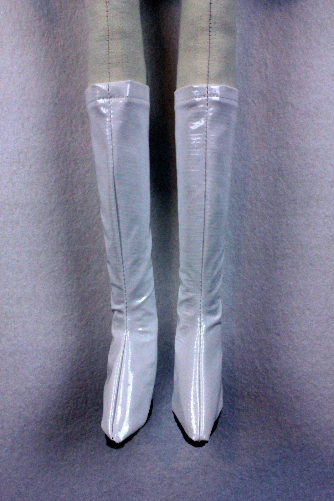 Lovely Rita Meter Maid (detail, GO-GO boots!)