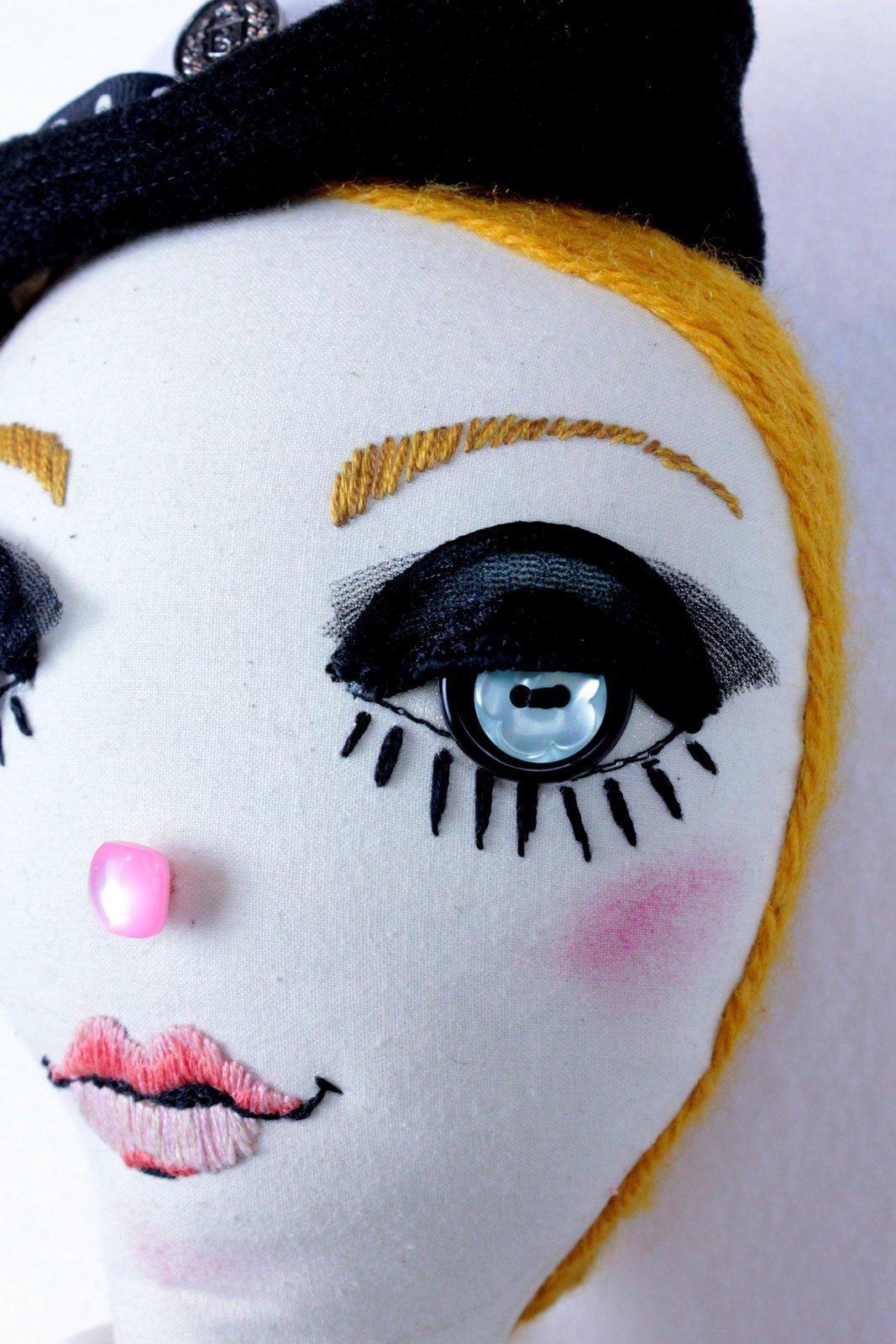 Lovely Rita Meter Maid (face detail)