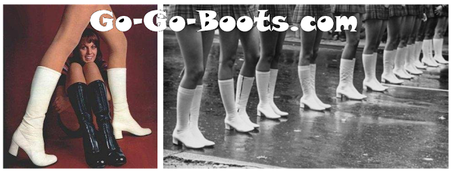 Go-Go boots!