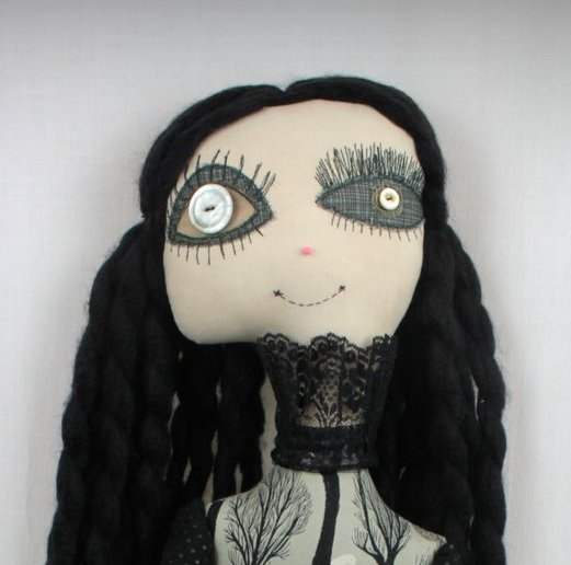 Edwina (detail)