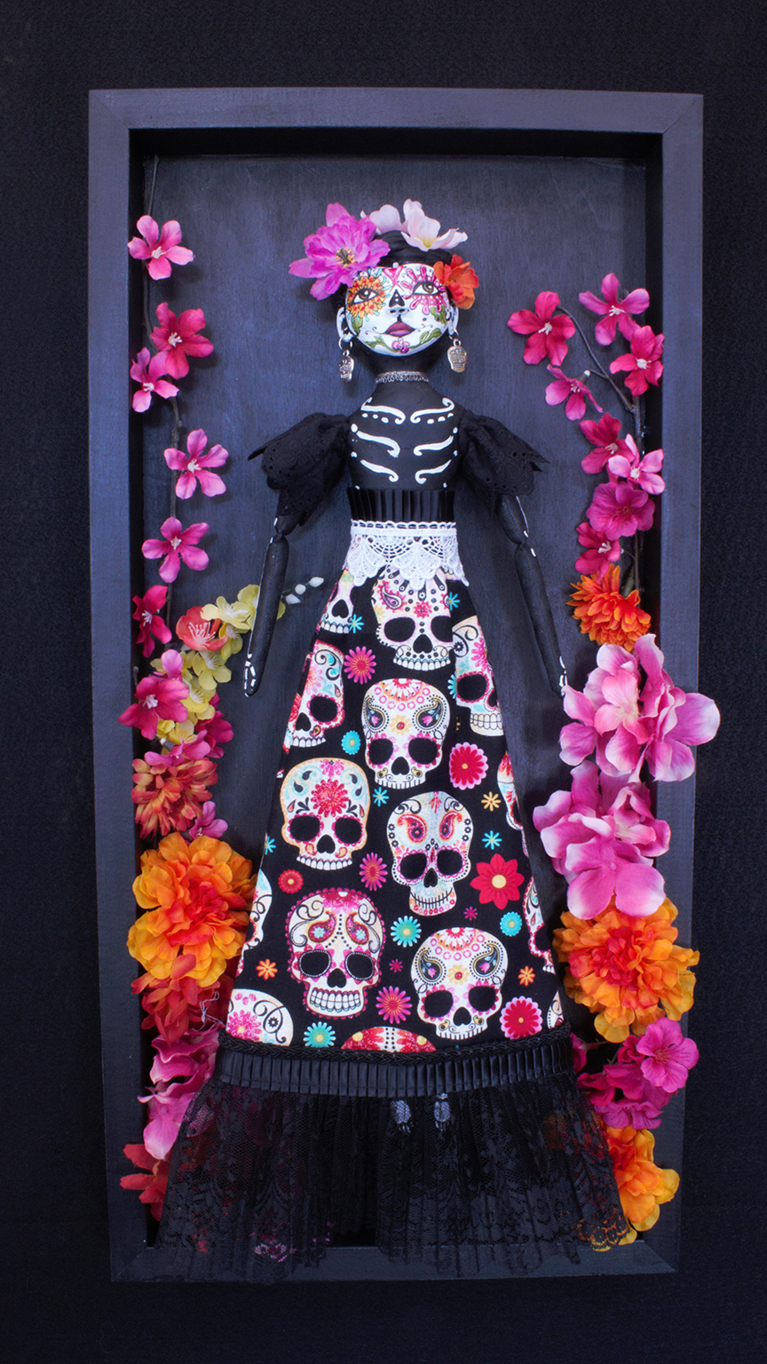 Day of the Dead Catrina Doll -