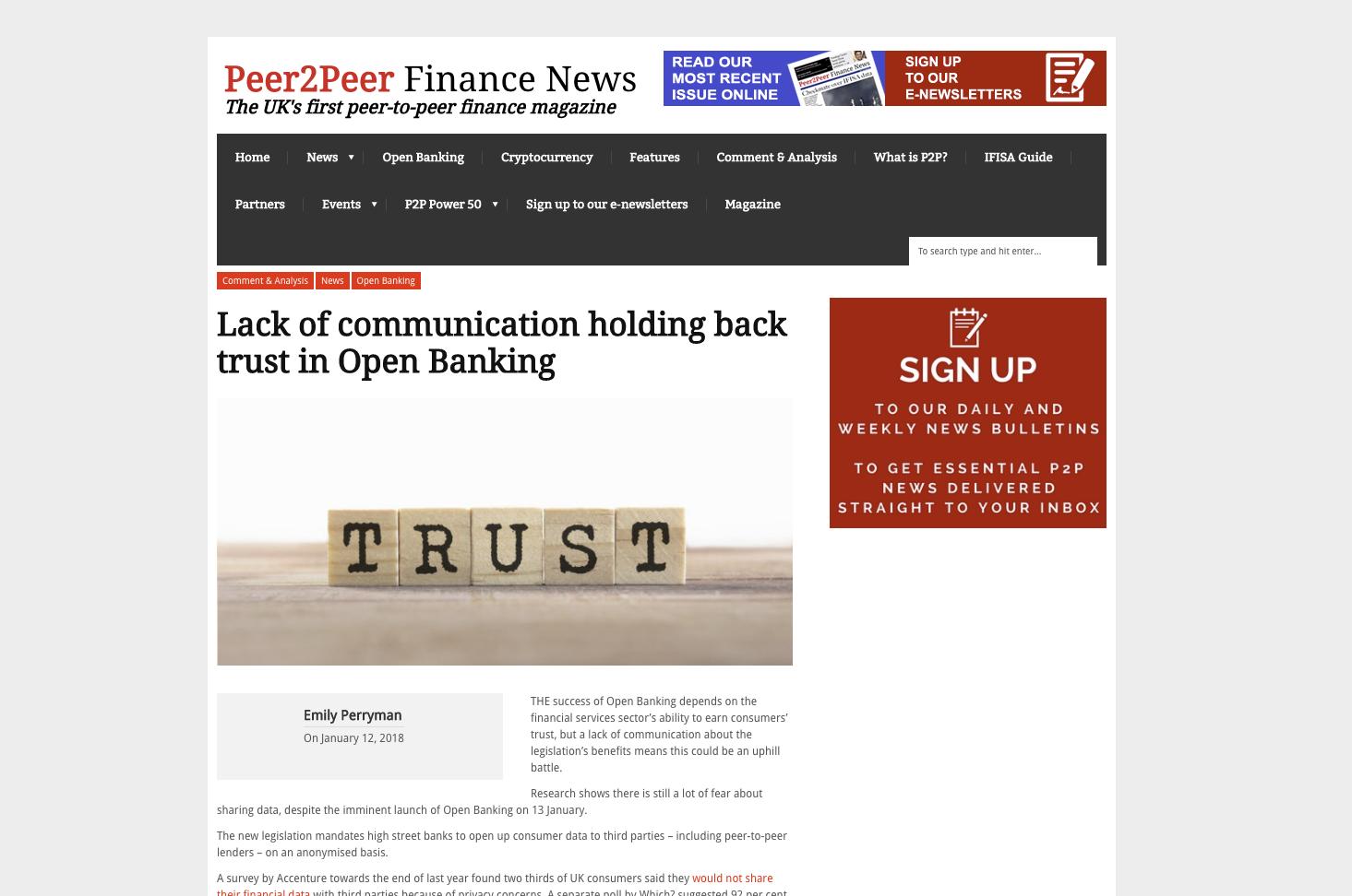 Peer2Peer Finance News article.png