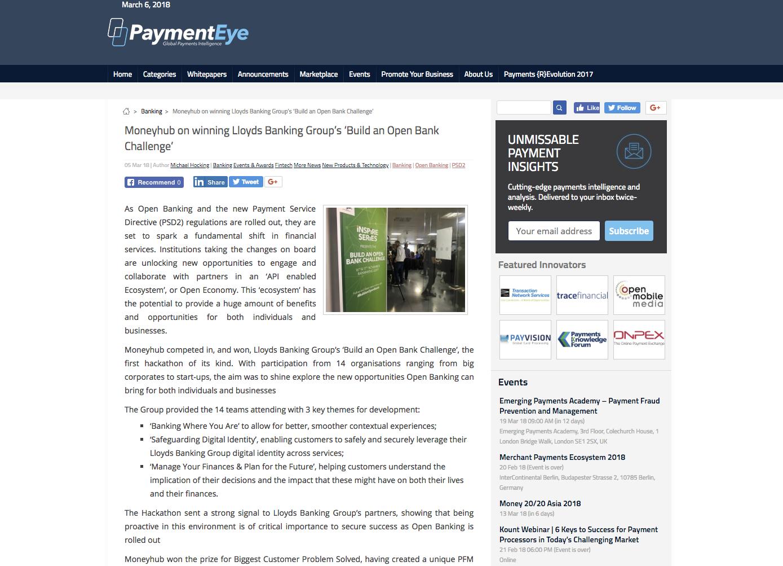 PaymentEye article