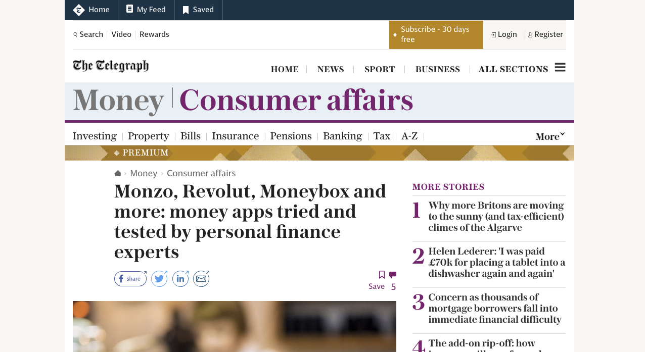 Telegraph Money apps review July.png