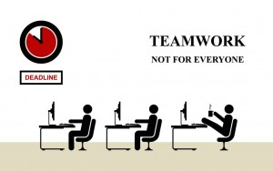 Teamwork not for everyone