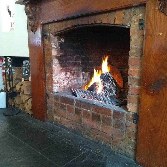 The best place to have a meeting today.....is beside a fire.  #bigplanshatching #newservices #customerserviceskills  #workplacetraining  #cateschreck  #geelong  #ballarat  #melbourne and beyond