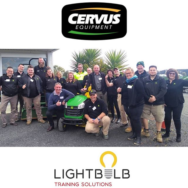 Customer service is what Cervus Equipment are all about. Cate hit the road (and the water) last week and spent 3hours with their teams at Hamilton and Leongatha. The content was customised and the session was customer focused.  Staff with excellent service skills are confident and less stressed.  And nothing sells as well as excellent service  #cateschreck #customerserviceskills #softskilltraining #geelong  #ballarat  #melbourne and beyond.