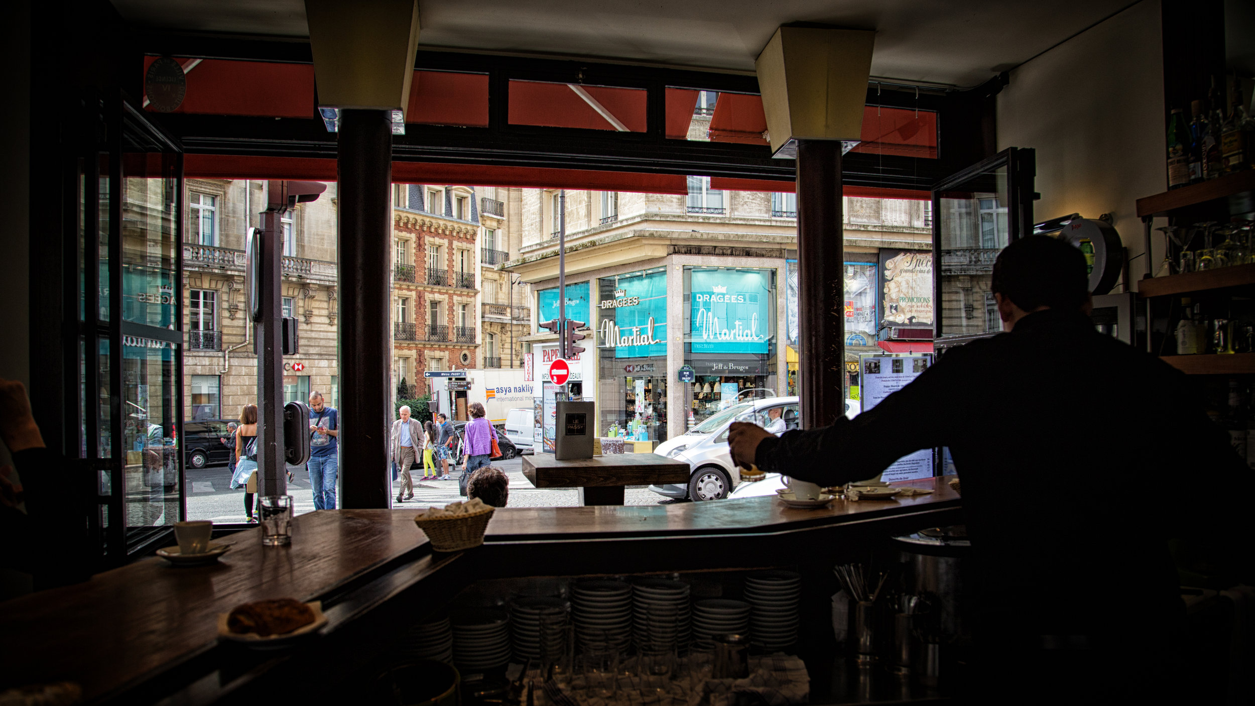 Le Cafe de Passy