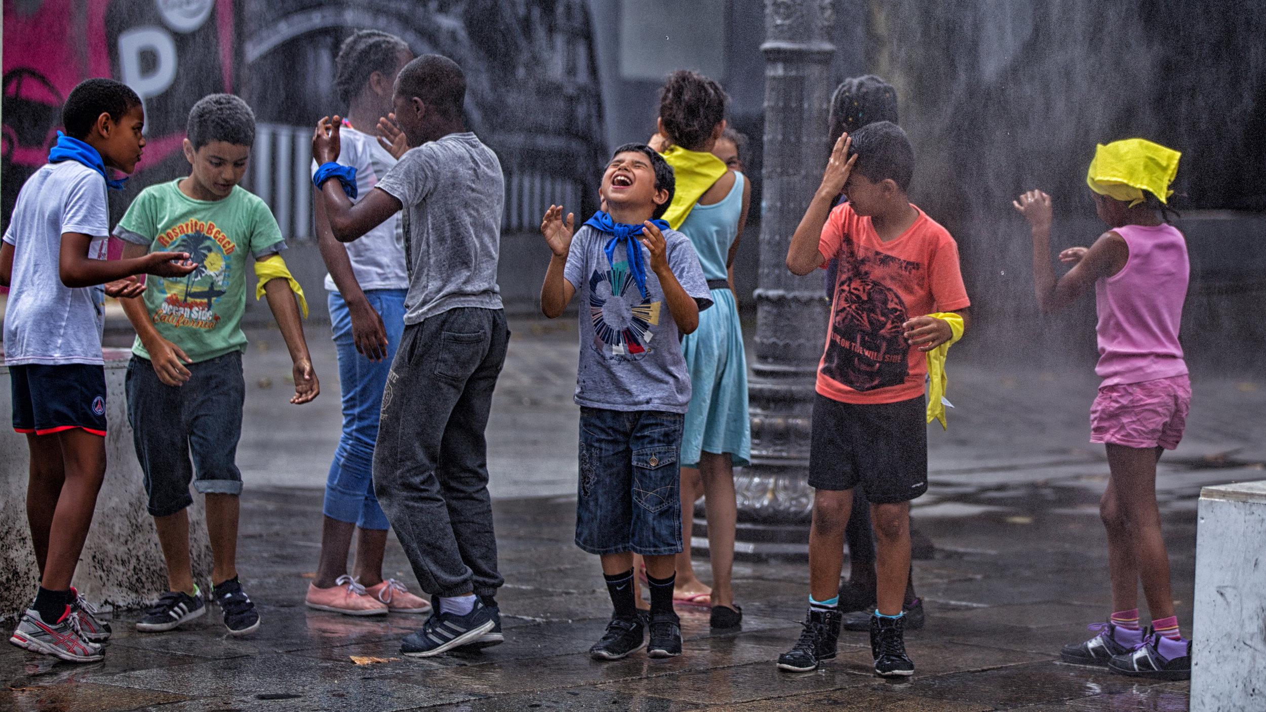 Summer Rain.