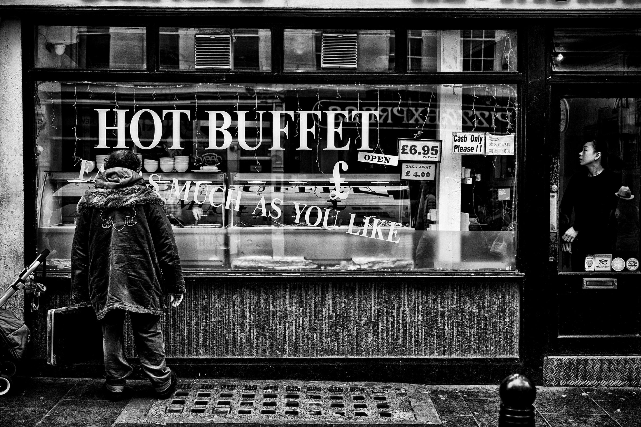 Hot Buffet.