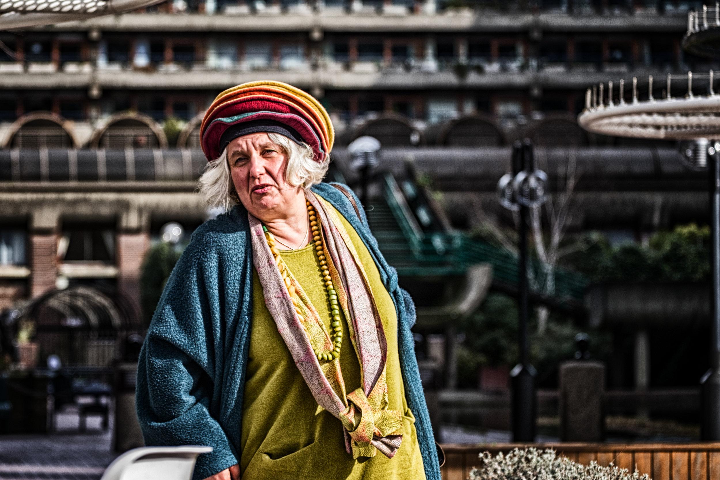 Barbican Queen.