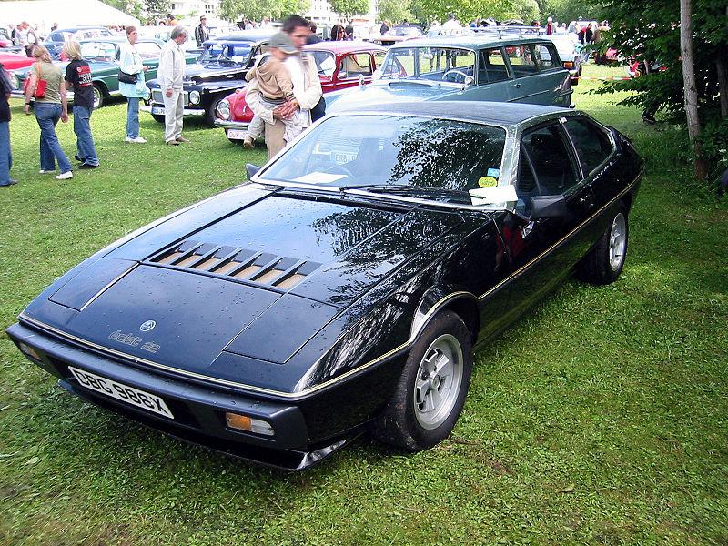 Lotus Eclat 1975 to 1982