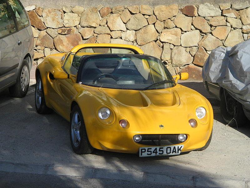 Lotus Elise 1996 to present