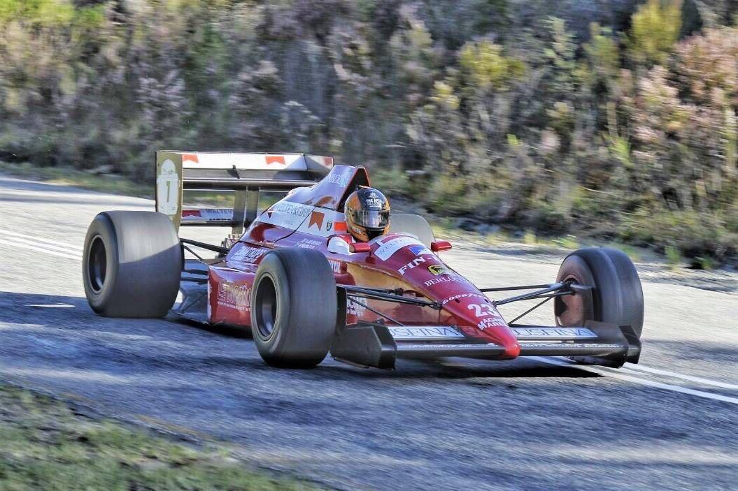 Formula One Dalara : Andre Bezuidenhout new lap record and Overall Winner