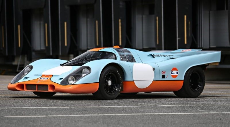 1970 PORSCHE   917K   Estimate: R195million – R240million