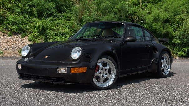 1994 Porsche 911 Turbo 1 of 17 Produced Estimate R17 million - R19 million