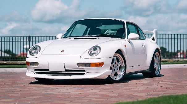 1995 Porsche 911 RS 1 of 274 Produced Estimate R7,5 million to R9 million