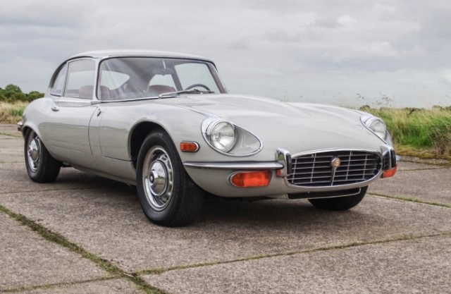 First Left Hand Drive 1971 E-Type 2 + 2
