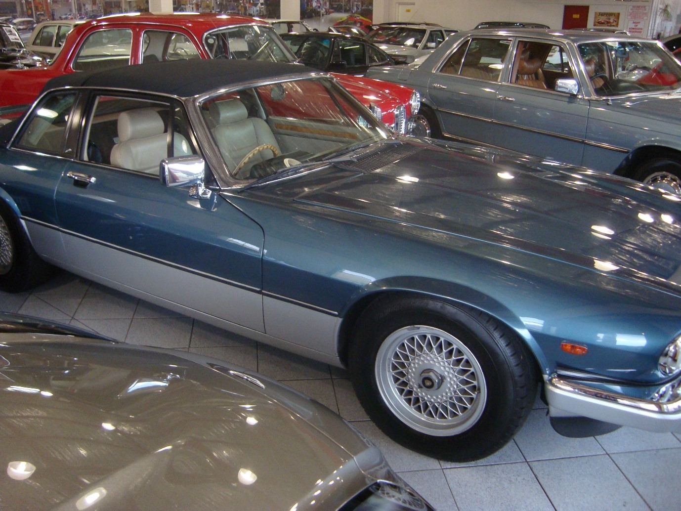 Buying an old XJ-S seems daunting but a well looked after one will be a joy to drive.