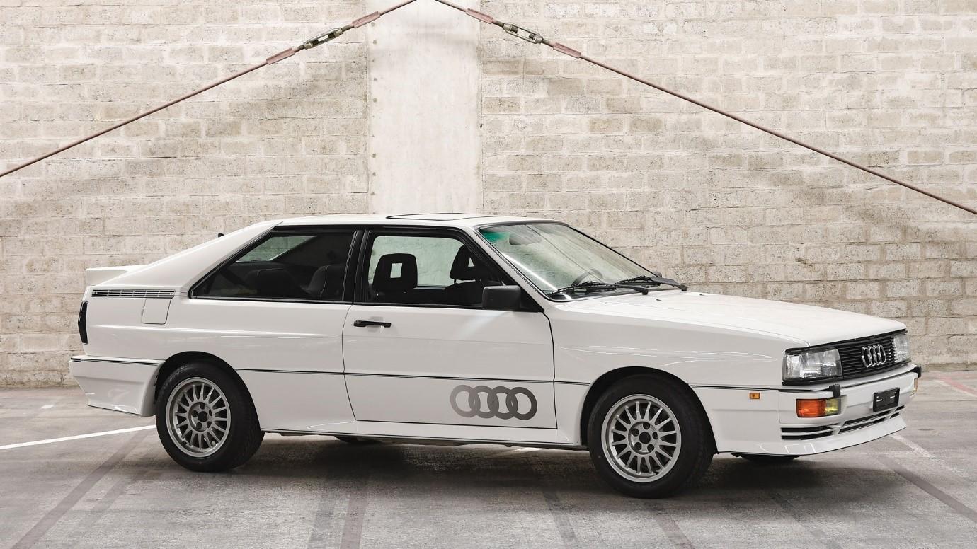 RM Sotheby's :  1985 Audi Quattro