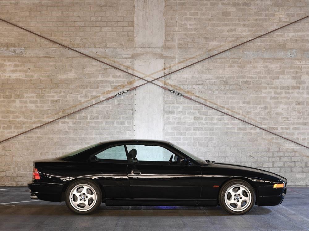 RM Sotheby's :  1994 BMW 850 CSi