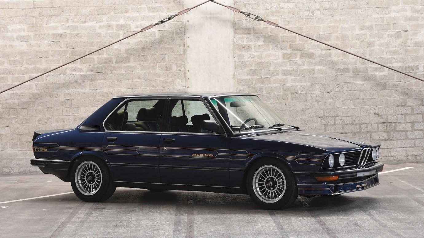 RM Sotheby's :  1982 BMW Alpina B7 S Turbo