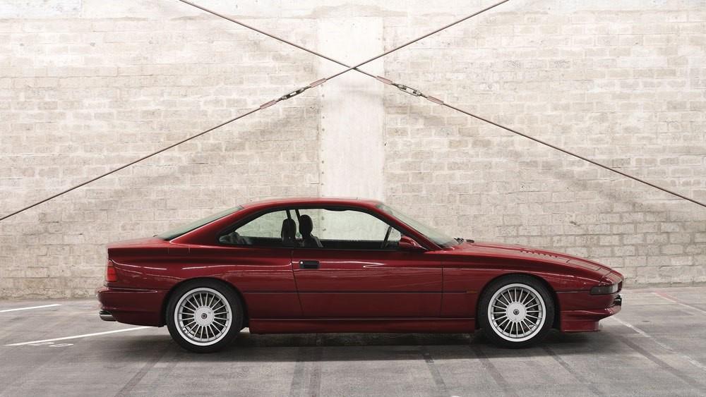 RM Sotheby's :  1994 BMW Alpina B12 5.7 Coupé