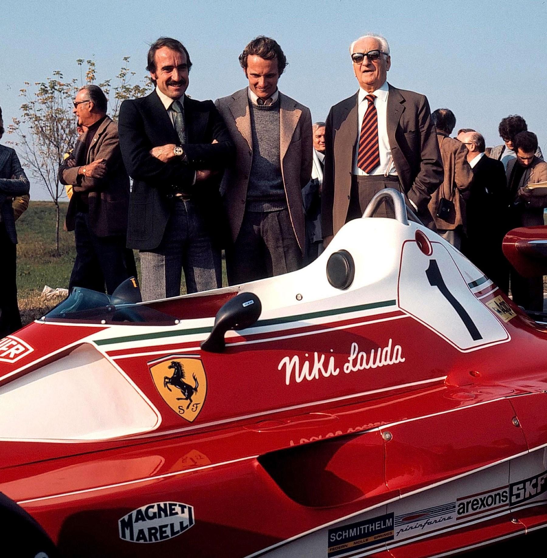 1975 World Championship Winning Car