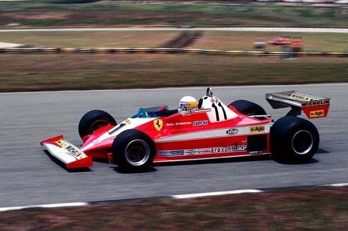 Jody Sheckter 1979