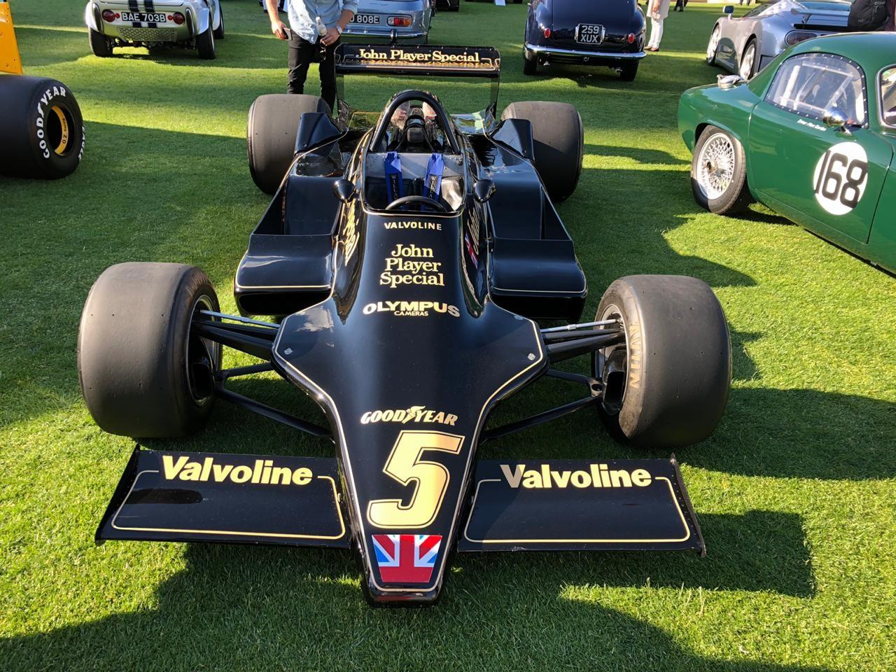 Lotus 79 Mario Andretti