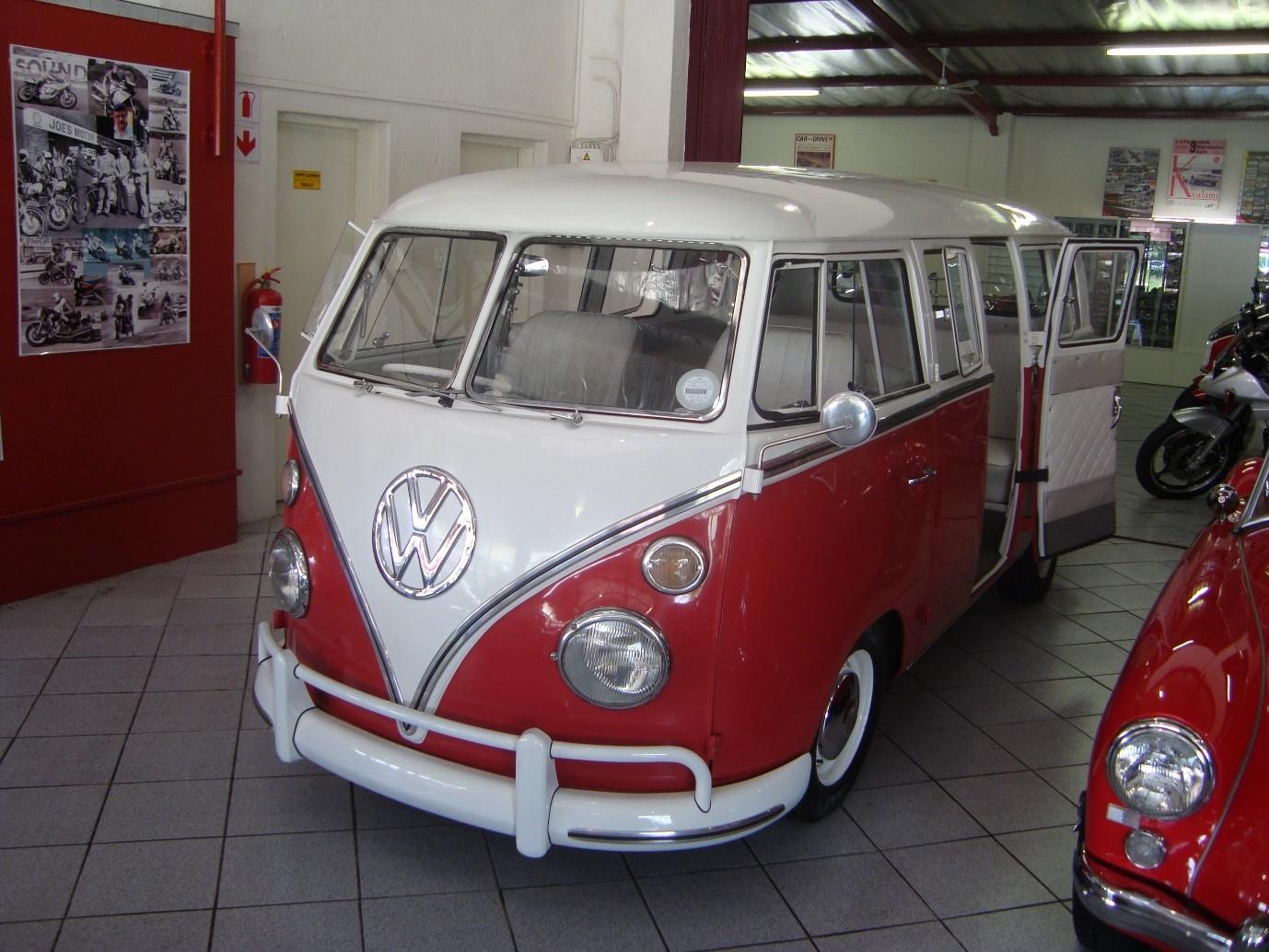 VW Spit Window