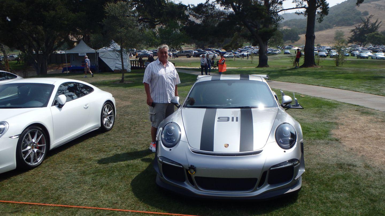 Porsche Werks Reunion Monterey 2018