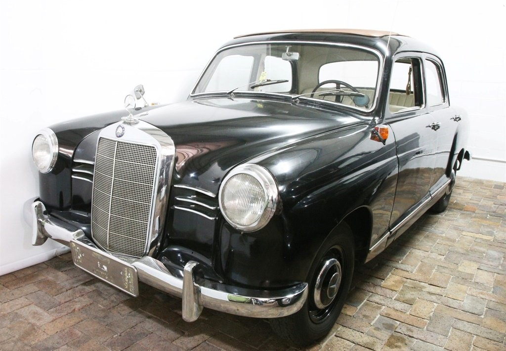 1954 Mercedes-Benz Ponton 180
