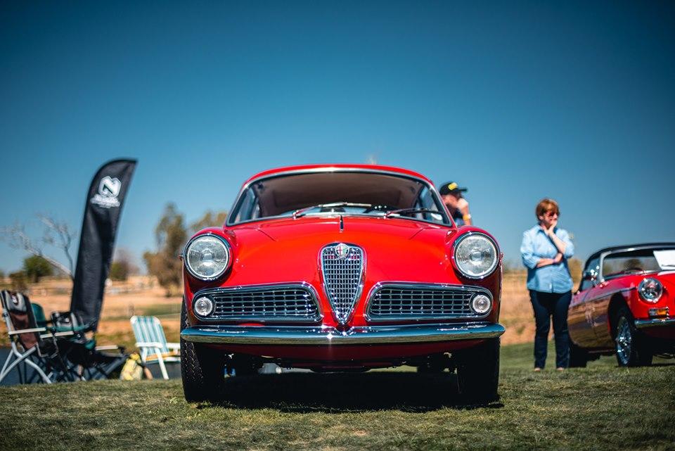 1960 Alfa Romeo Giulietta Sprint
