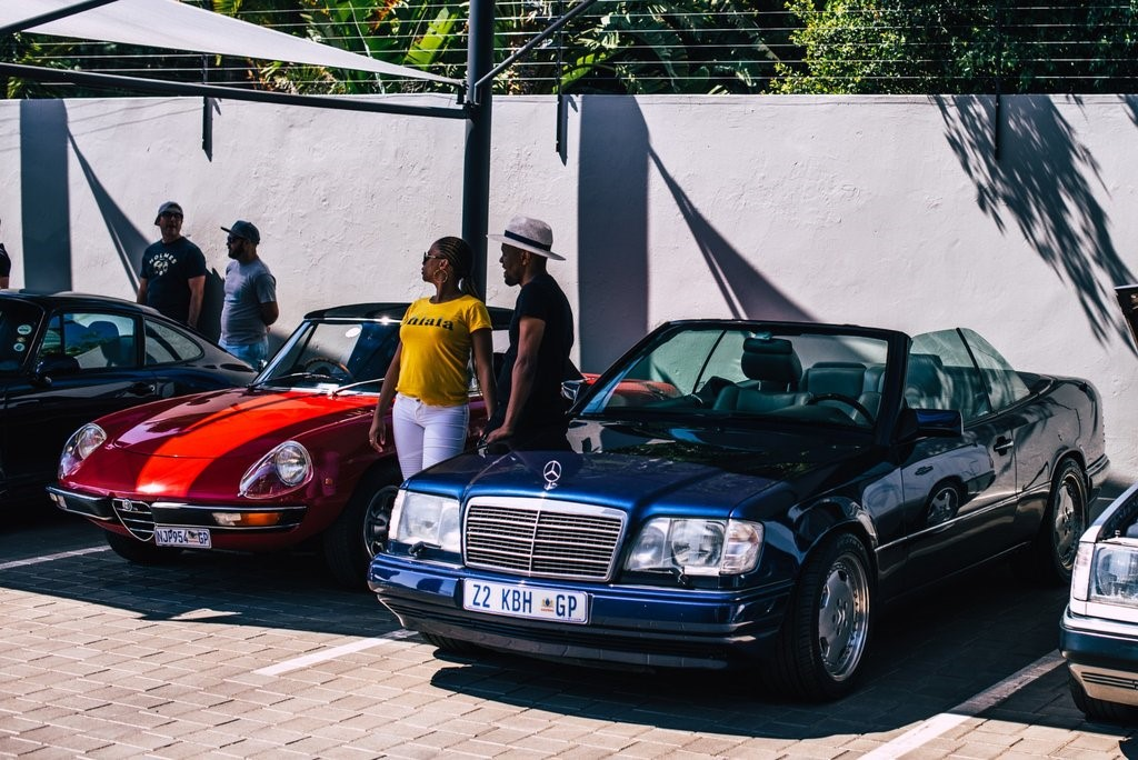 Who knew? This W124 Cabriolet is a very rare E36 AMG!