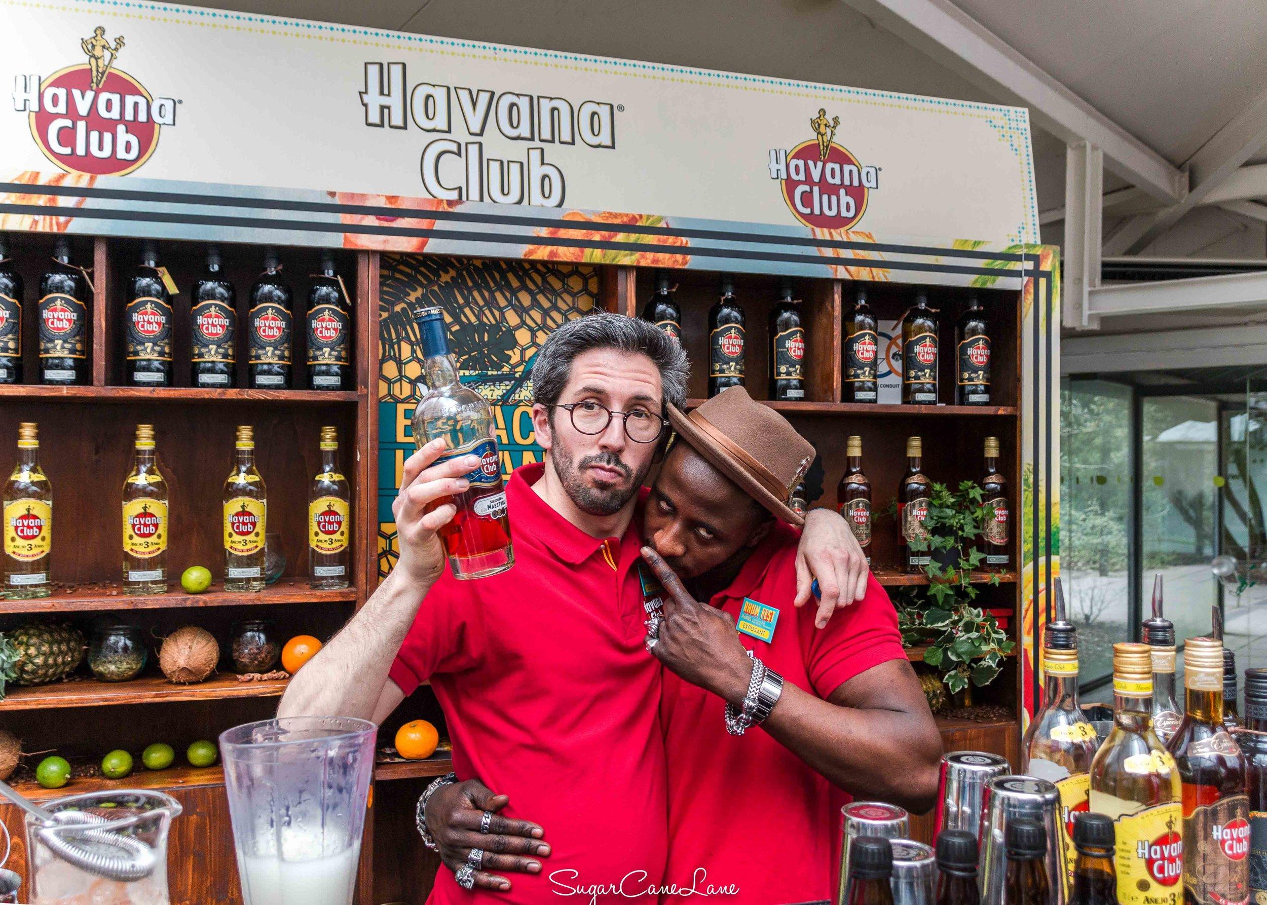 Havana Club, Cuba bien sûr !