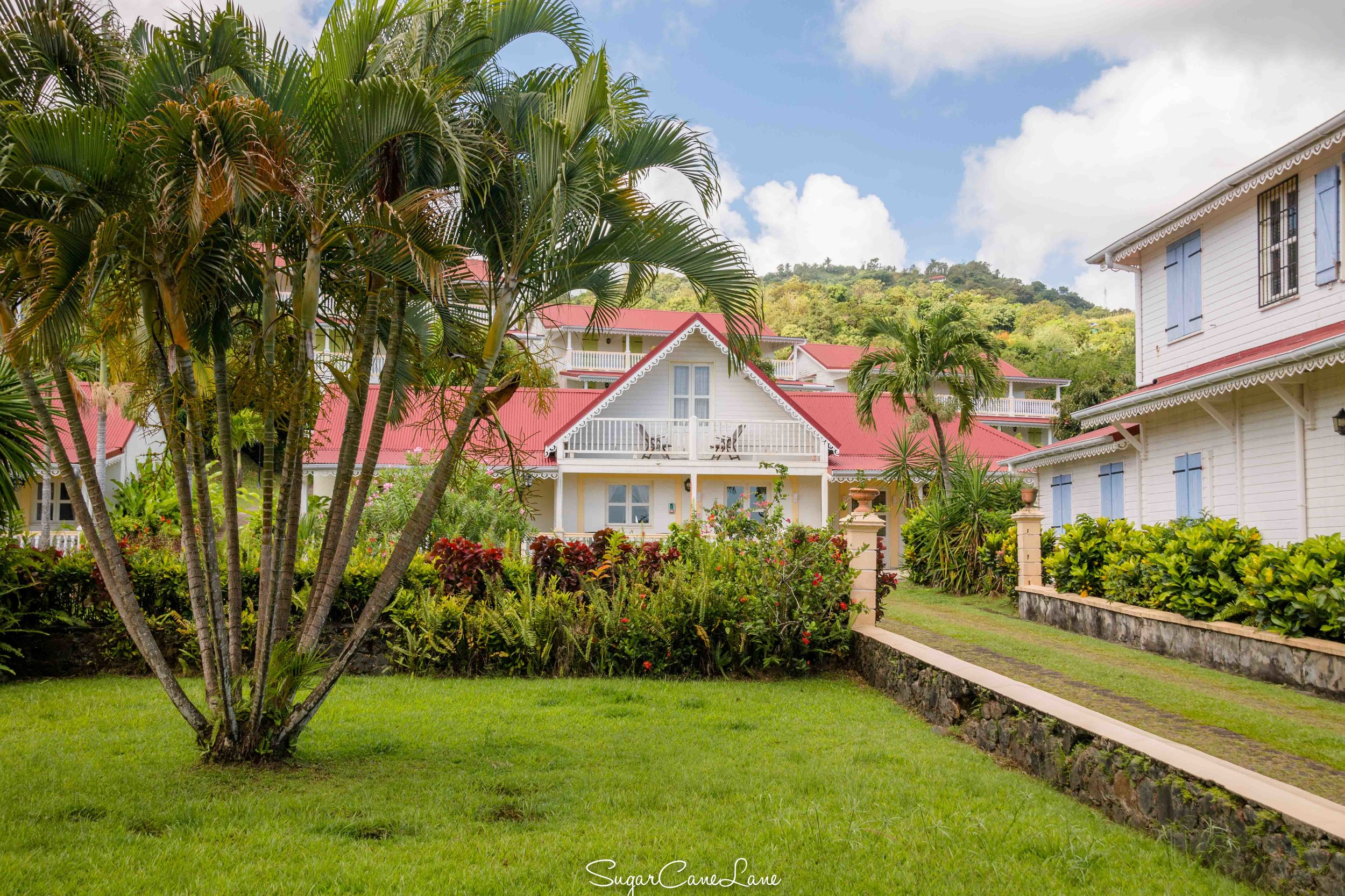 Domaine Saint-Aubin, Martinique : maison d'hôtes