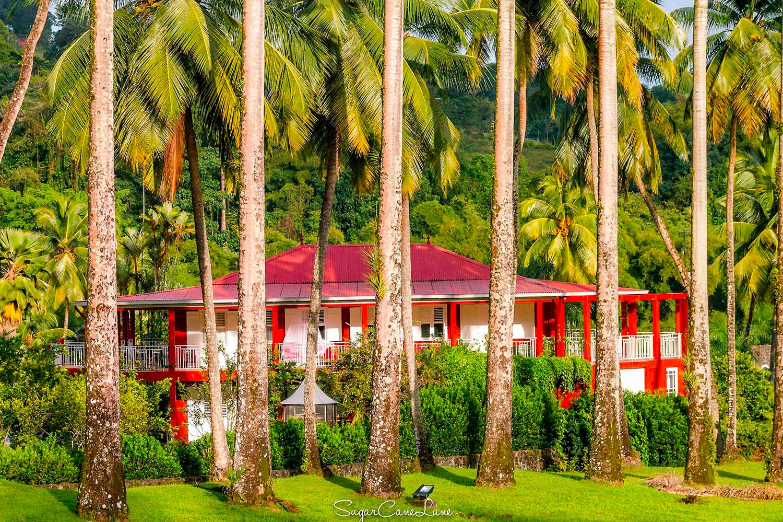 Martinique, Habitation Saint-Etienne