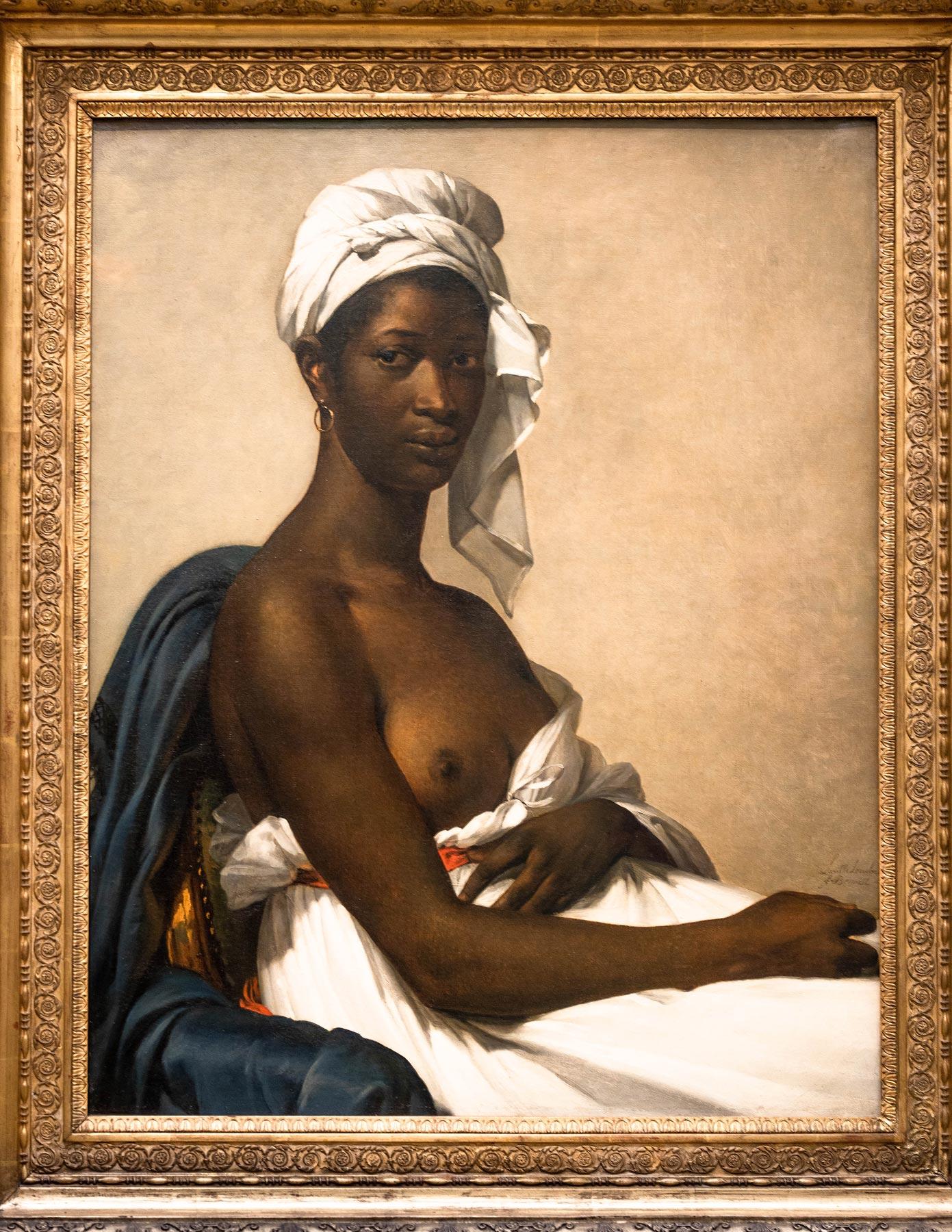 Madeleine par Marie-Guillemine Benoist, 1800