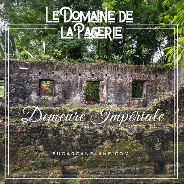 Martinique, Trois-Ilets : Le Domaine de la Pagerie  Ici vécut l'Impératrice Joséphine, épouse bien-aimée de Napoléon 1er, profession Empereur-Conquérant, qui la fit reine d'Italie, puis la répudia faute d'héritier. ------------------------------- #sugarcane_lane#fwi#Antilles#caribbeandreams#lapagerie #heritage#history#discovermartinique#france4dreams#iamfrommartinique#ig_caribbean #ig_caribbeansea#ig_martinique #martiniquemagnifique #visitmartinique #westindies #martiniquetourisme#matnik #ruins #napoleon #bonaparte #urbex #factory