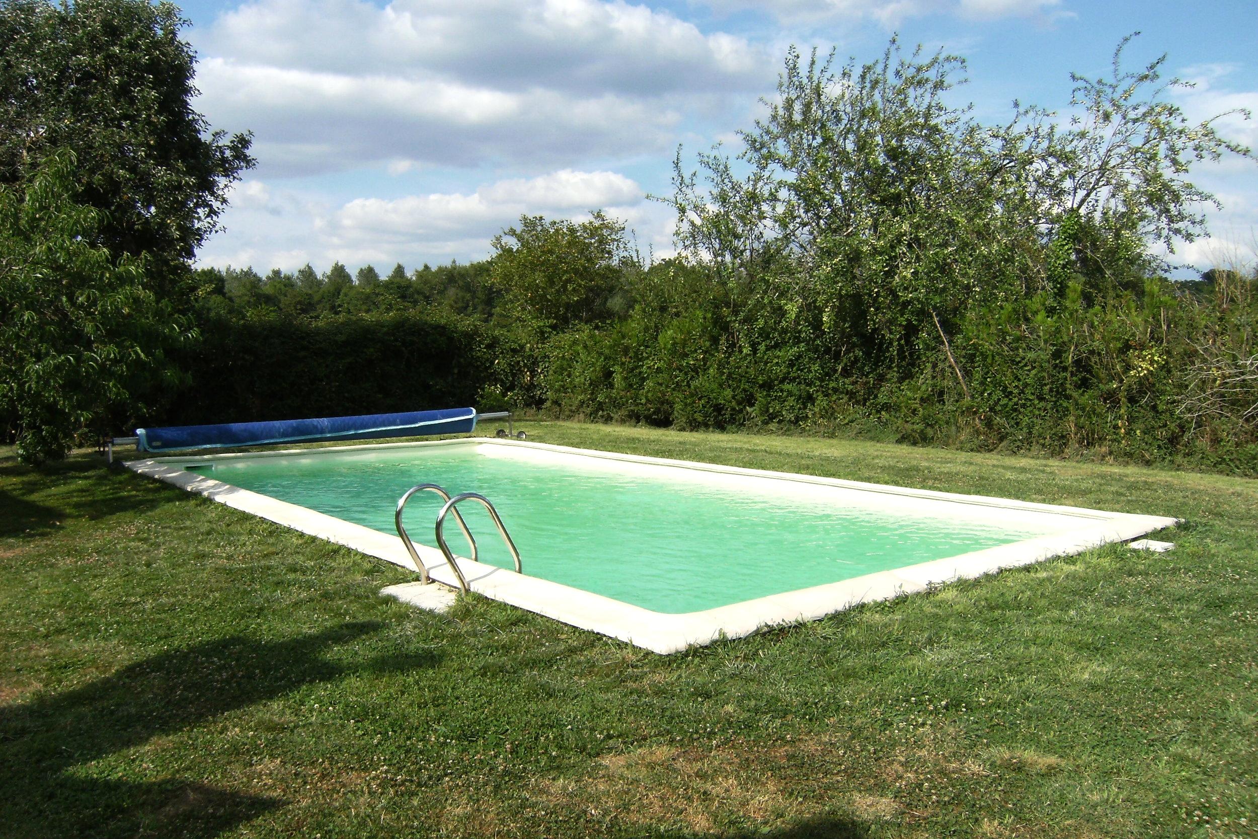 La Perdrière - piscine