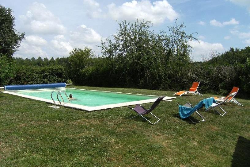 La Perdrière - piscine bis
