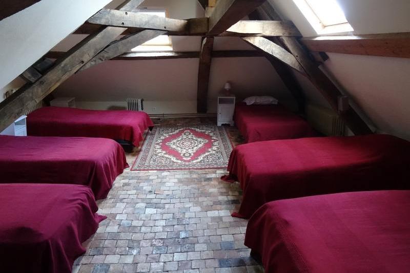 Le Pavillon Galant - dortoire