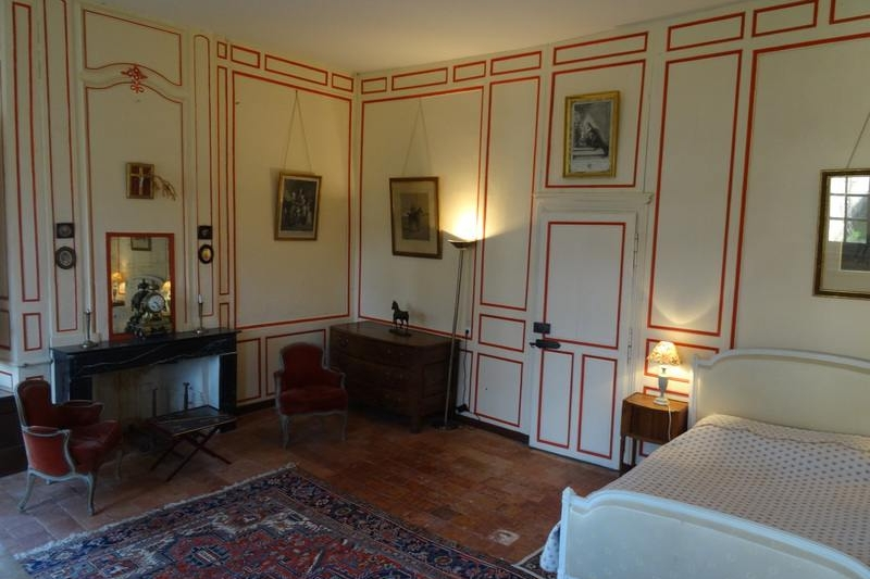 Le Pavillon Galant - chambre
