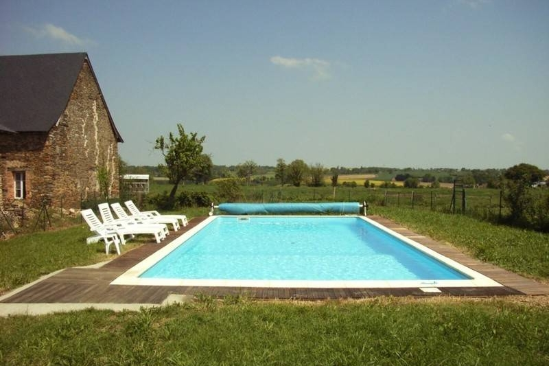 Manoir de Beauregard - piscine