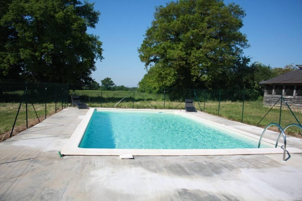 La Faisanderie - piscine