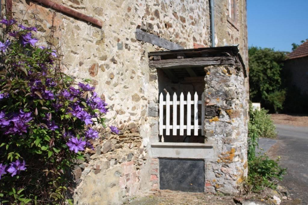 La Faisanderie - puits