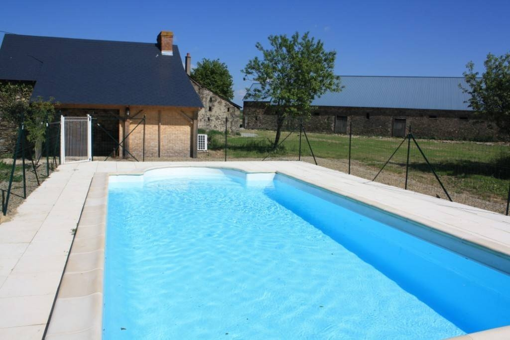 Baudron - piscine