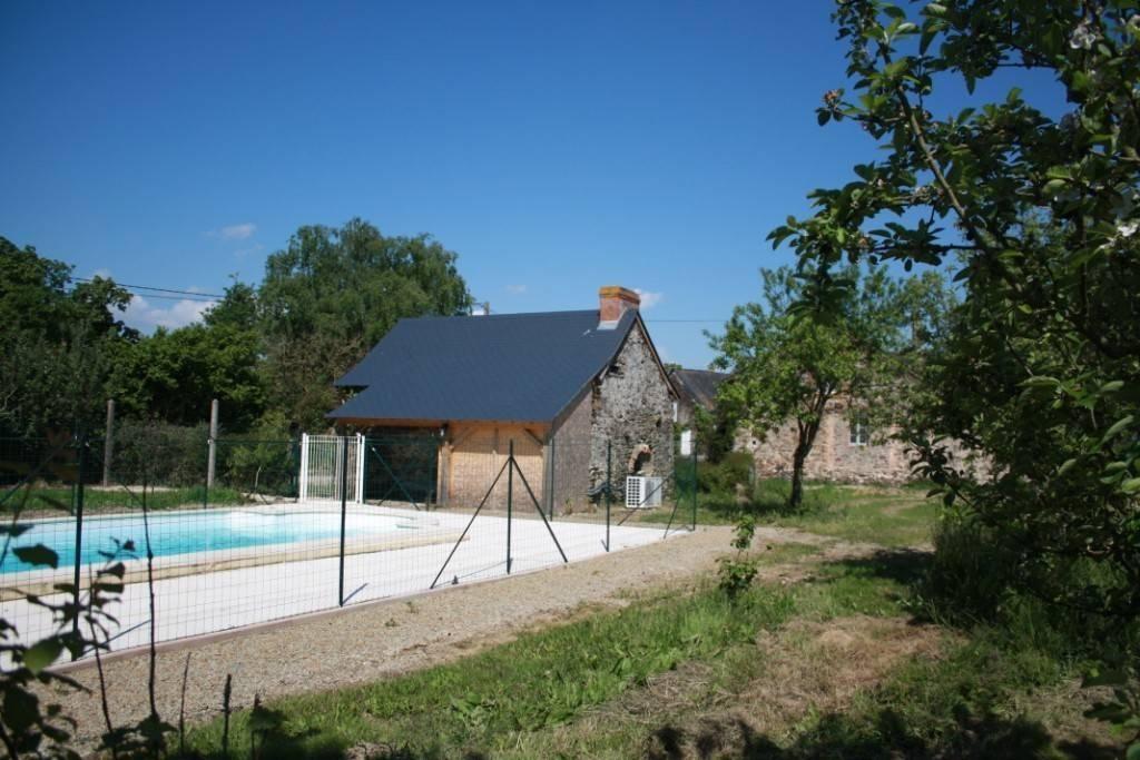 gite Baudron - piscine