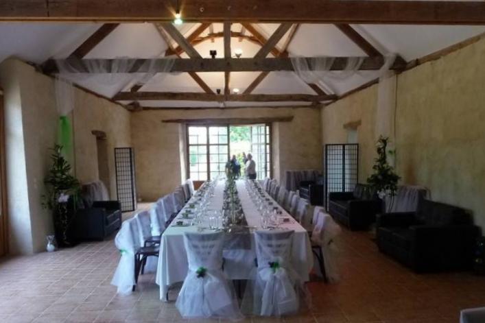 Salle de Reception L'Orangerie 3